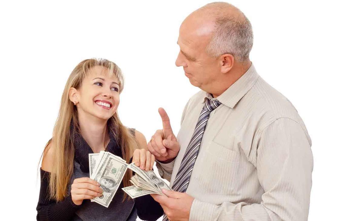 Почему отцу не следует помогать замужней дочери