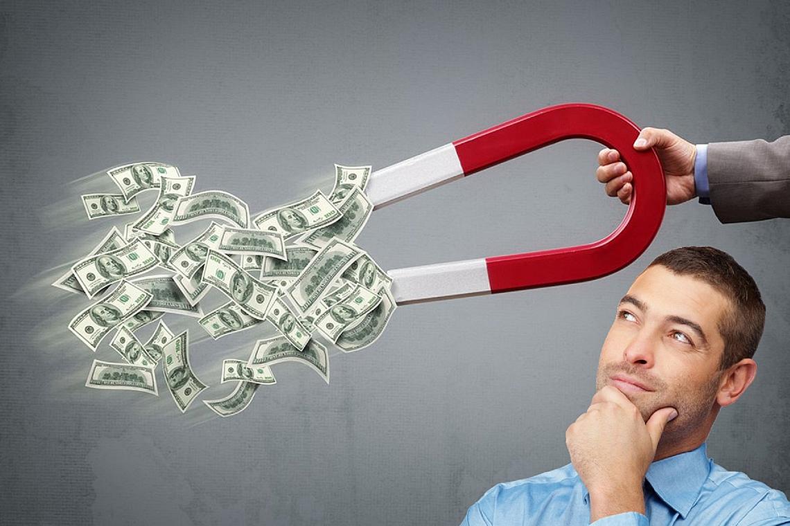 Как начать привлекать деньги