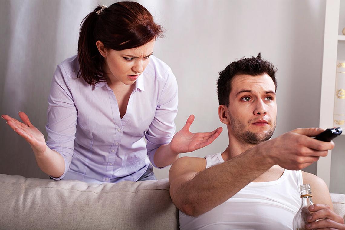 Муж стал раздражать